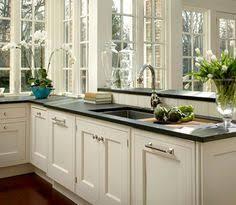 White Cabinet Kitchen Design White Shaker Waypoint Cabinets Designed By Nathan Hoffman Wonder