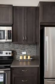 grey kitchen backsplash 35 best we create kitchens images on calgary division