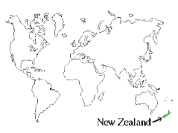 map world nz lower hutt new zealand map