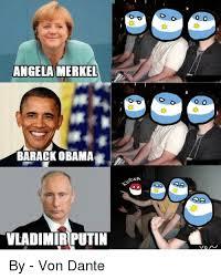 Vladimir Putin Meme - angela merkel vladimir putin na by von dante vladimir putin