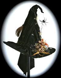 287 best halloween witch u0027s hats for decor images on pinterest