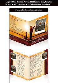 Funeral Booklets Free Funeral Program Templates