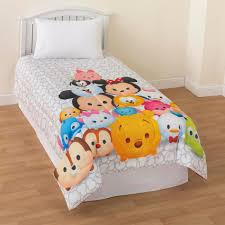 Kmart Bedding Disney Tsum Tsum U0027s Twin Comforter Home Bed U0026 Bath