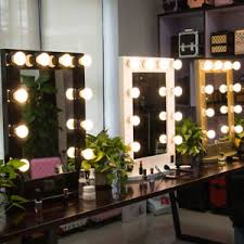 hollywood makeup mirror with lights vanity mirror light hollywood makeup mirror wall mounted lighted