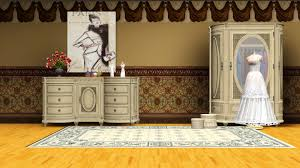 victorian walls home design