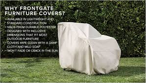 Outdoors Furniture Covers by Universal Furniture Covers Frontgate