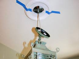 Replace Can Light With Pendant Replace Recessed Light With A Pendant Fixture Hgtv