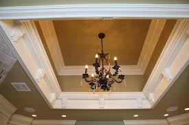 Coffered Ceiling Lighting by Coffered Ceilings Home Lighting Insight