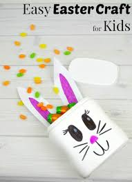 easy easter craft for kids from a recycled can organized 31
