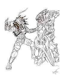 predator vs elite by aceliousarts on deviantart