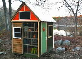 tiny house studio 8 year old cub scouts build their own tiny house studio to raise