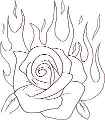 coloring pages cute coloring roses pages coloring roses pages