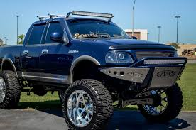 Ford F 150 Truck Body Parts - browse 97 03 ford f150 stealth front bumper at add offroad
