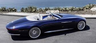 maybach mercedes the vision mercedes maybach 6 cabriolet the billionaire shop