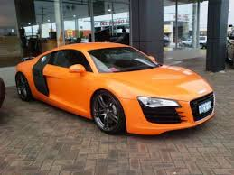 audi orange color laurens grim audi r8 audi and cars