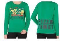 mutant turtles sweater ebay