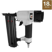 iron horse 2 in 18 gauge brad nailer with case ih bn2 the home