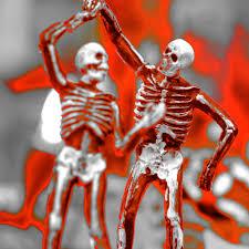 Halloween Skeleton Dance Skeleton Dance To Celebrate 5 Million Views Skeletons Dan U2026 Flickr