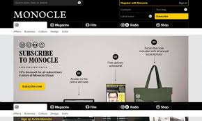 design magazine site 25 content heavy sites for web inspiration