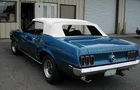 1969 Ford Mustang Interior 1969 Mustang