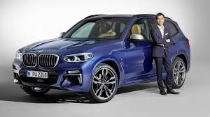 interview with calvin luk 2018 bmw x3 u0027s exterior designer
