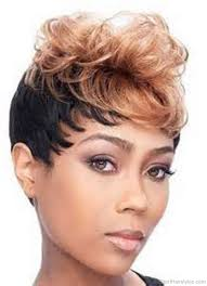 spick hair sytle for black women 39 excellent short spiky haircuts