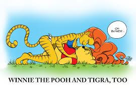 winnie pooh tigra jayfosgitt deviantart