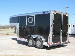 gooseneck cargo car hauler trailers 4 trailers