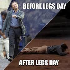 Leg Day Meme - muscleblaze on twitter don t we all have the same feeling before