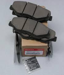 2003 honda civic brake pads genuine honda pilot accessories factory honda accessories