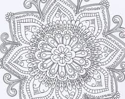 printable coloring pages for adults flowers flowers coloring book page for adults doodle