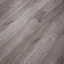 Timeless Designs Timeless Designs Grey 12mm Laminate Flooring With 2mm