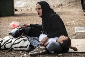 foto bagnate francesco in siria e iraq armi bagnate nel sangue innocente
