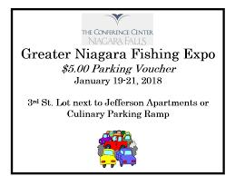 greater niagara fishing u0026 outdoor expo niagara falls ny