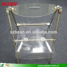 Lucite Folding Chairs Clear Acrylic Folding Chairs Clear Acrylic Folding Chairs