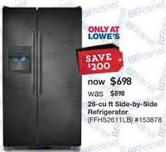 home depot black friday refrigerator best refrigerator deals for the 2016 black friday sales the