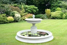 solar fountains with lights solar garden fountain outdoor fountains with lights small pump kit