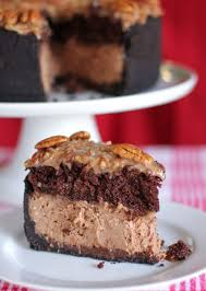 german chocolate cream cheese snack cake recipe german