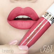 Lipstik Lt Pro Lip swatched breena velvetcreme matte liquid lipstick malaysia