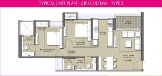 2bhk floor plan meta title
