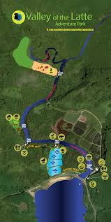 Map Of Guam Story About The Valley Of The Latte Adventure Park In Guam Tours