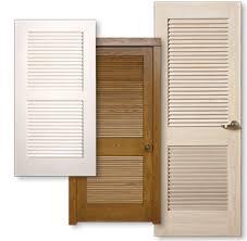 Interior Door Fitting Cdc Louver Doors