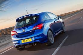 vauxhall corsa blue vauxhall to unleash new corsa vxr at geneva