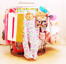 baby shower baskets baby shower basket ideas sugar maple notes