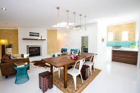Contemporary Pendant Lighting For Dining Room Extraordinary Contemporary Pendant Lighting With Freedom Furniture