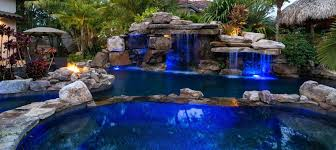 rock waterfalls for pools decoration rock waterfalls for pools