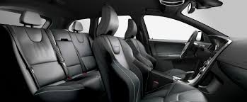 volvo xc60 2015 interior 2015 volvo xc60 t6 updated with super turbo under the hood review