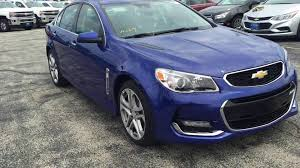 Bill Of Sale Illinois Car by 2016 Chevy Ss For Sale Bill Stasek Chevrolet Wheeling Il