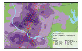 San Jac North Campus Map The Overhead Wire Austin Route Choice Part 3 The Guadalupe Lamar