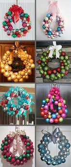 how gorgeous is this ornament garland so easy to make